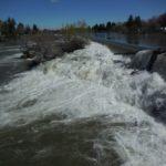 Idaho Falls - vodopády / hydroelektrárna