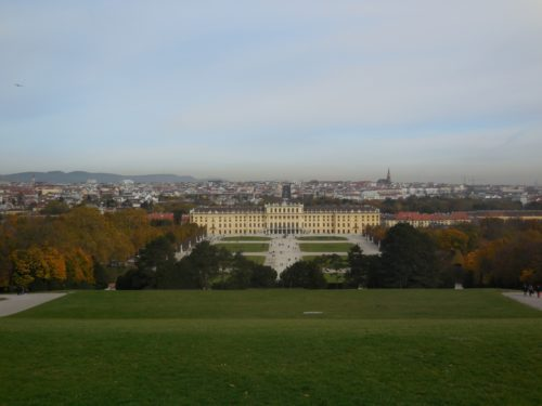 Schönbrunnský palác