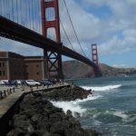 Golden Gate Bridge a Fort Point