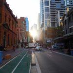 Východ slunce v Sydney